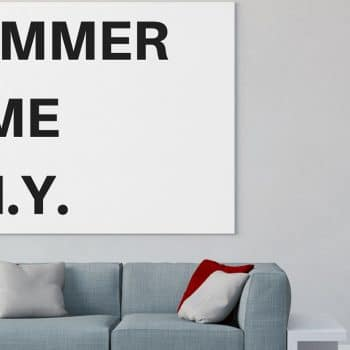 Summer Diy Art Hanging Projects