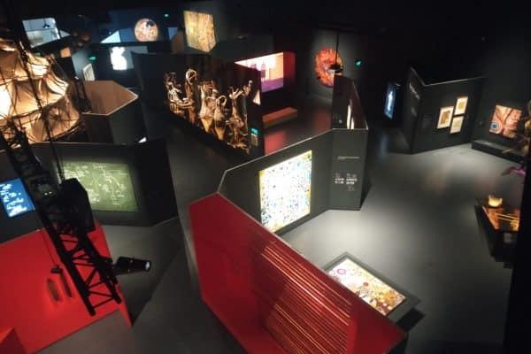 WA Museum using Mila Wall